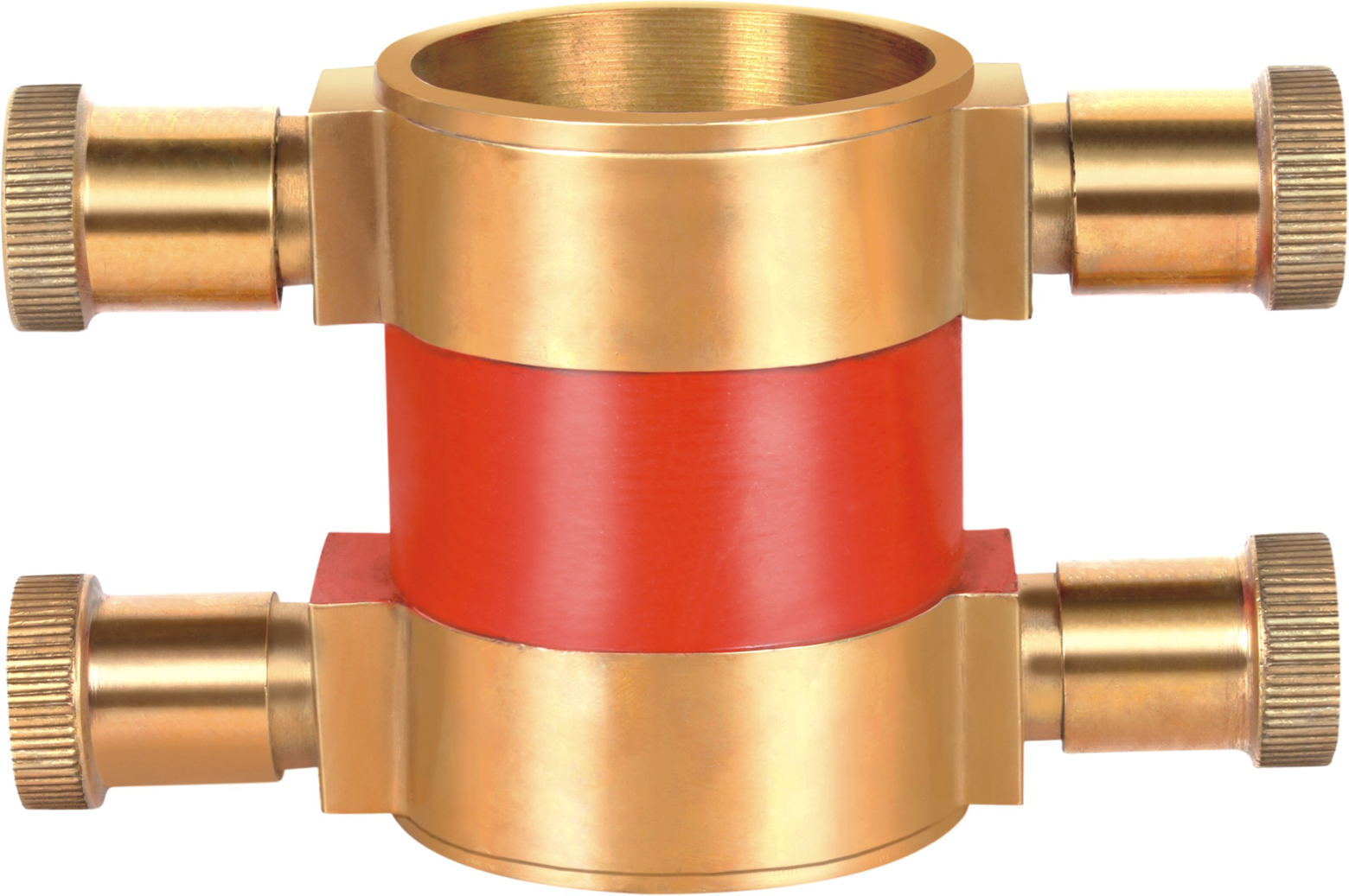 Double Instantaneous Female Couplings