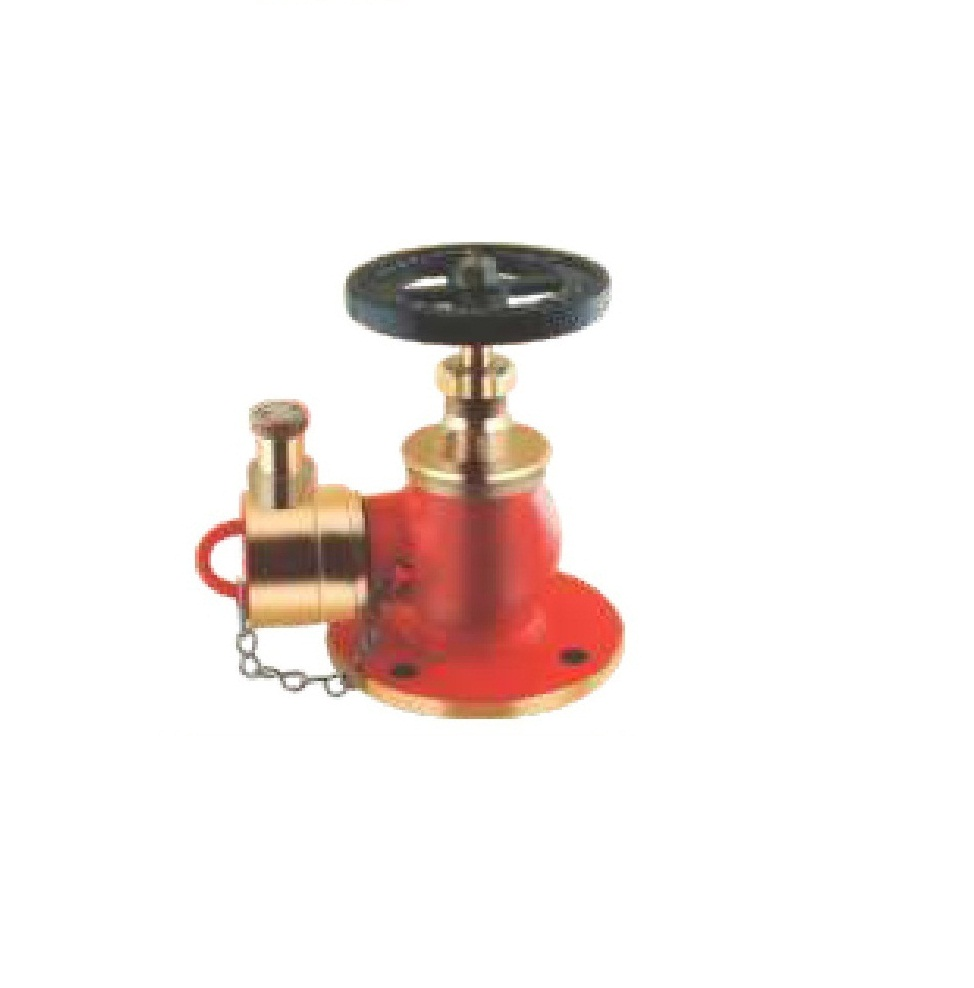 Right Angle Type Landing Valve